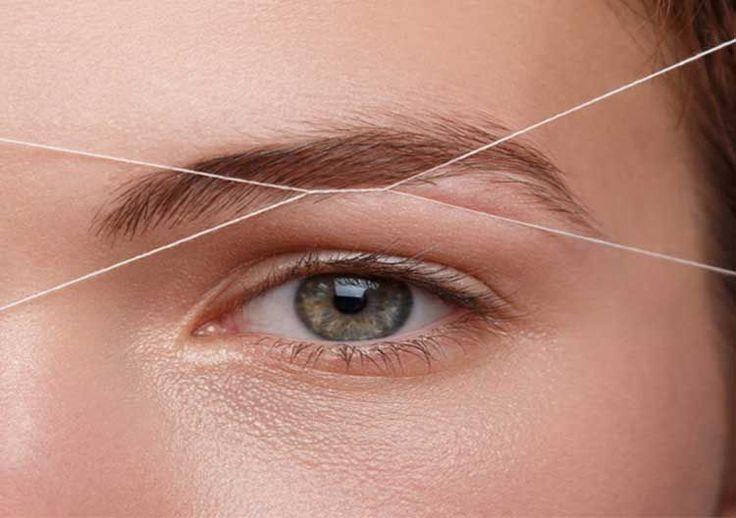 Threading salon near me in 2020   Threading eyebrows ...