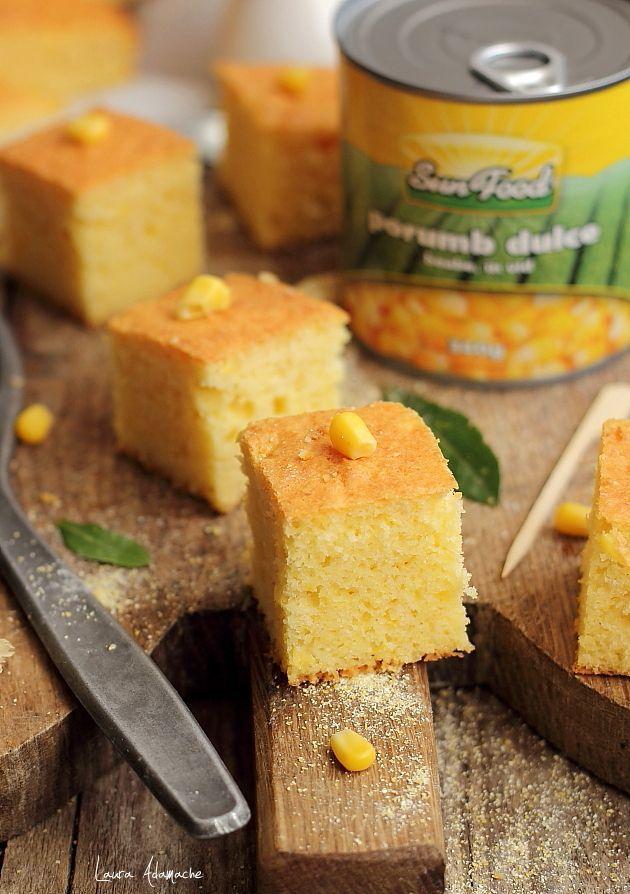 Cornbread cu porumb Sun Food