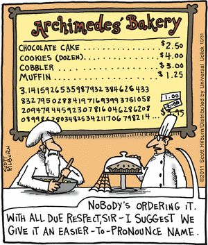 Pi Day Humor- Free Pi Day Activities