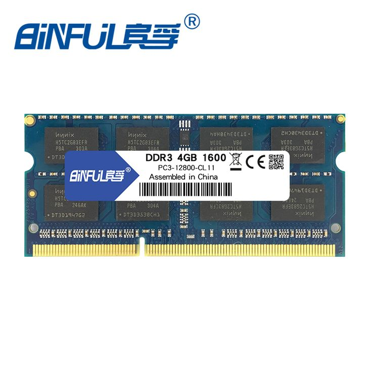 ==> [Free Shipping] Buy Best Binful DDR3 4gb 1333/1066/1600MHZ PC3-10600 8500 12800 ram for laptop computer notebook Memory Memoria sodimm Lifetime Warranty Online with LOWEST Price | 32582768425