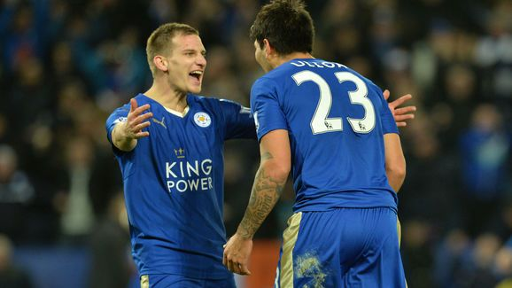 Leicester City's Marc Albrighton Speaks Out About the Foxes' Premier League Title Chances