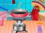 Il segreto per preparare una deliziosa pizza messicana è l'unione degli ingredienti. Questo gioco ti sarà di aiuto per accontentare i tuoi ospiti e sorprenderli con una nuova ricetta!