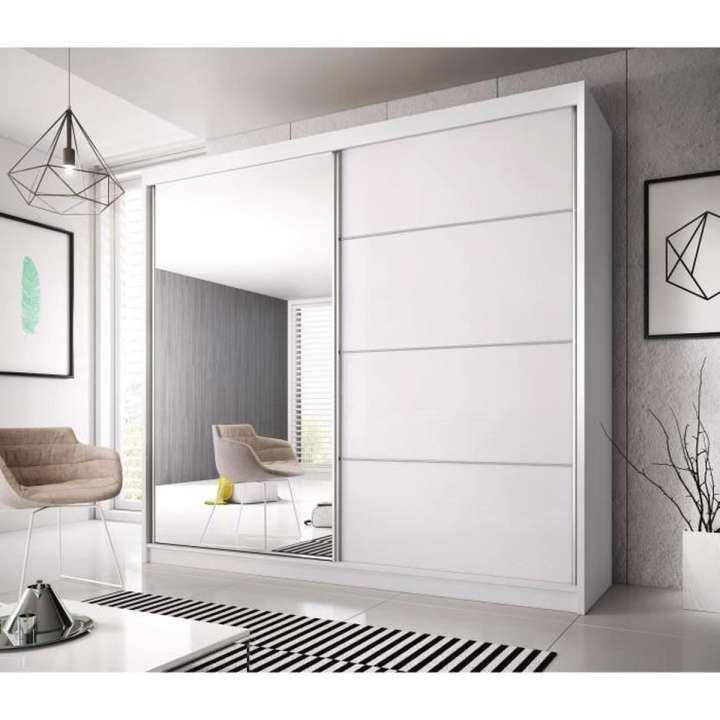 17 Armoire Contemporaine Portes Coulissantes Sliding Wardrobe Mirrored Wardrobe Doors Sliding Wardrobe Doors