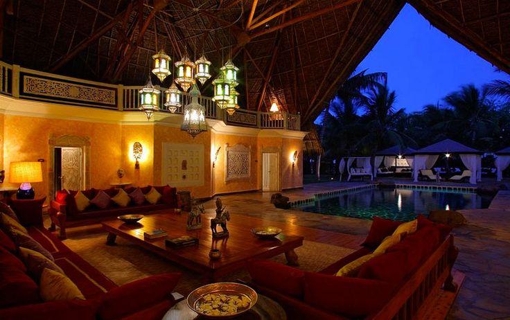 Lion in the Sun Hotel | Honeymoon in Kenya