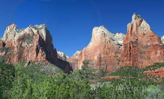 Zion National Park Information