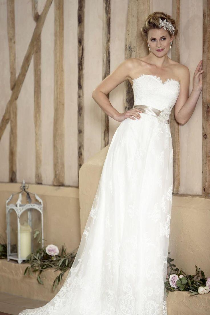 17 best images about nicki flynn bridal on pinterest for Edric woo wedding dresses
