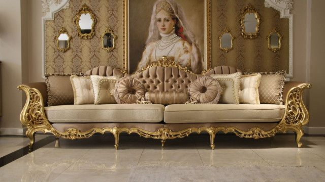 Exclusive Handmade Furniture Dubai Classic Sofa Sets Luxury Furniture Sofa Living Room Sofa Design