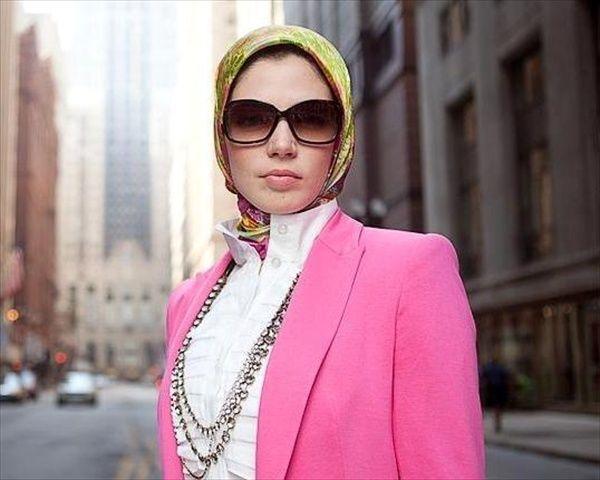 Hijab Fashion 2013 | Latest Trends of Hijab Style 2013