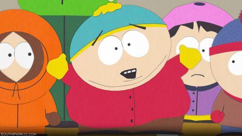 Cartmans mom is a big fat bitch