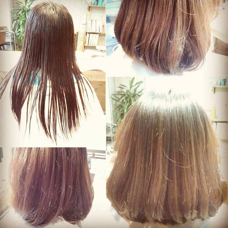 新規のお客様もバッサリ切らせてもらいました♪ 外ハネしにくい簡単内巻きスタイルです。 モデルさん 髪量:多い 髪質:普通 太さ:太い クセ:少し  #hairsalon#hair#hairstyle#hairstylist#model#instahair#mery_hairstyle #中目黒#中目黒美容室#piece201#ピエス201#followme #モデル#サロモ#読モ#ママ読モ#撮影モデル募集中 #仕上がり#ヘアカタログ#ヘアチェンジ#新規紹介割引 #ボブ#ワンカールボブ#グラデーションカラー#内巻きボブ#バッサリカット#中目黒高架下 #takeshi_komuro#小室毅#ホットペッパービューティー