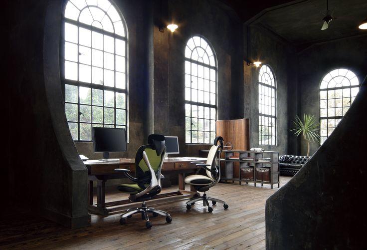 オフィスチェアのエクセア