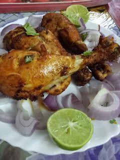 Trisha's Rasoi: Chicken drumstick