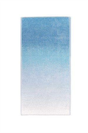 Designers Guild Towel Saraille Cobalt