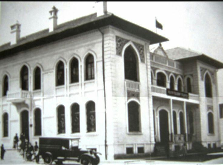 Konya postahane binadu5