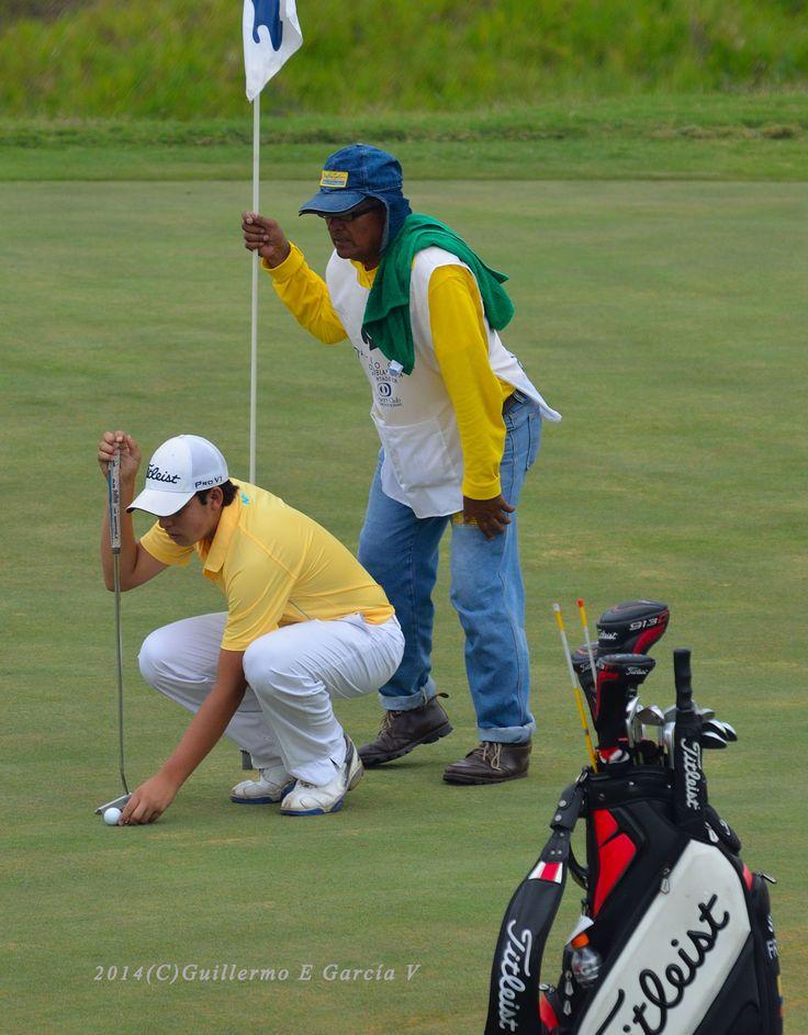Colombian Open. PGA Tour Latinoamerica 2.014. Ruitoque Golf Country Club. Bucaramanga, COLOMBIA.