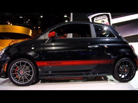 """""""Dan and Alison from FIAT North America break down the intricacies of the FIAT 500 Abarth - including the all-new 1.4-liter MultiAir® turbo engine - that make it a phenomenal performer on and off the track."""""""