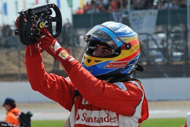 Ferrari: grazie Fernando, benvenuto Sebastian | The Horsemoon Post