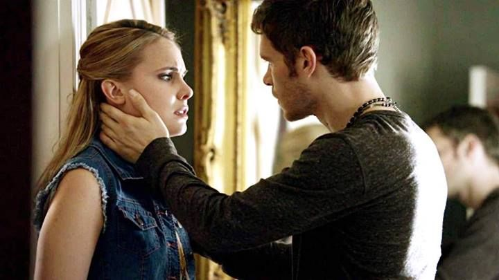 klaus and camille | Klaus Mikaelson and Camille | via ...