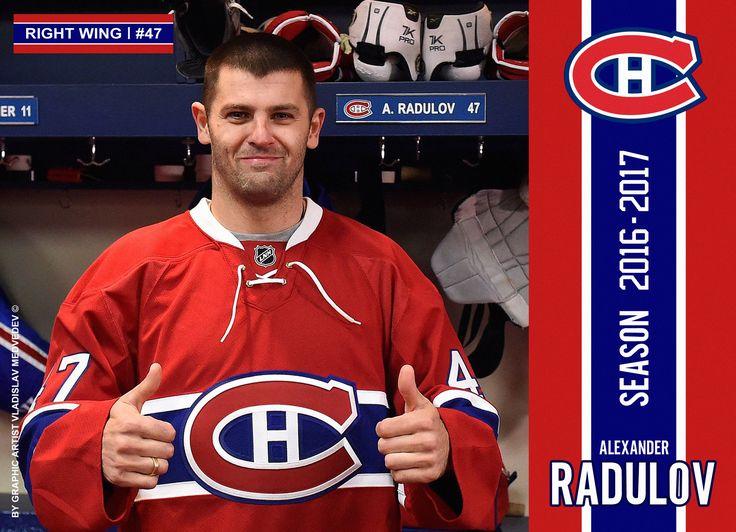 """Российский легион в НХЛ: Александр Радулов - """"Монреаль Канадиенс"""" (2016 - 2017 г.г.) #хоккей #легионер #форвард #тасманскийдьявол #канада #россия #монреаль #сборнаяроссиипохоккею #чемпионмира #icehockey #NHL #НХЛ #TasmanianDevil #montrealcanadiens #canada #russia"""