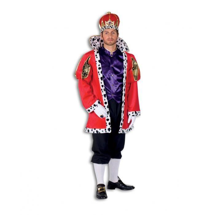 Edles König Kostüm Herrscher Adel...