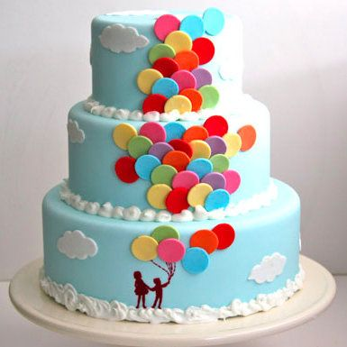 17+ images about Birthday Cakes on Pinterest Chocolate ...