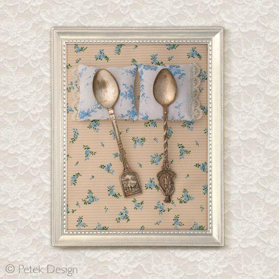 On Sale Vintage Souvenir Spooning No11 Fine Art by petekdesign, $23.00