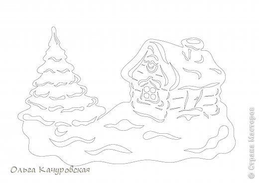 Интерьер Картина панно рисунок Книга Новый год Рождество Вырезание Всё новое - это хорошо   отредактированное старое -   шаблоны Бумага фото 13