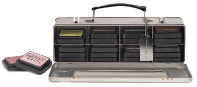 Advantus - Cropper Hopper - Tim Holtz - Distressed Stamp Pad Case ...