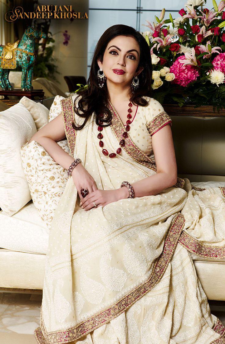 Wishing the eternally elegant Nita Ambani a very happy birthday!