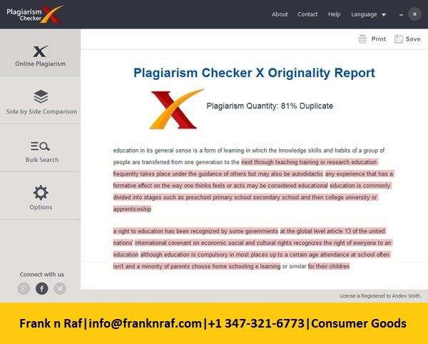 Best Plagiarism Checker 2020 Global Anti Plagiarism Software Market for the Education Sector