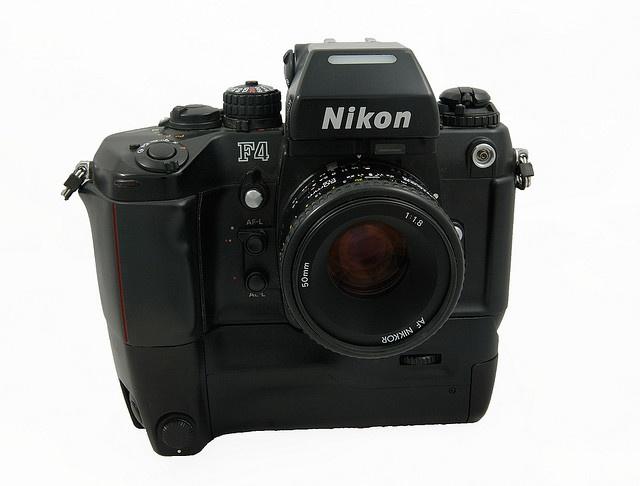 Nikon F4e