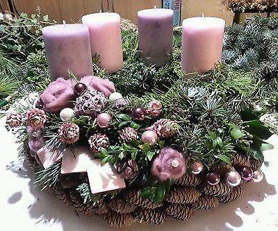 Adventskranz in Möbel & Wohnen, Feste & Besondere Anlässe, Jahreszeitliche Dekoration | eBay!
