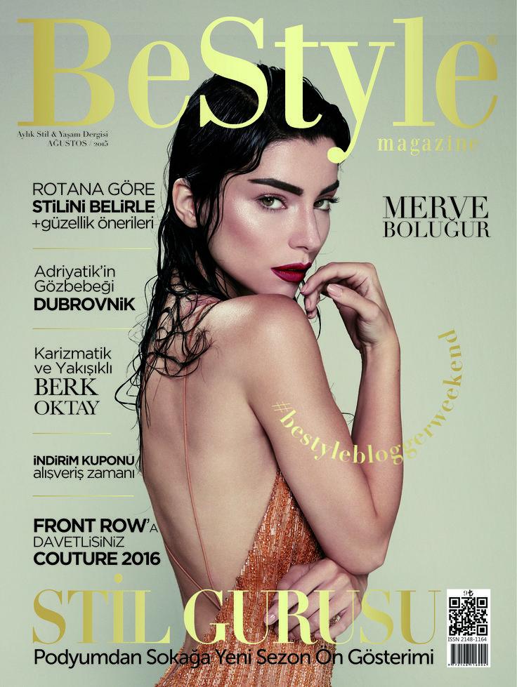 BeStyle Magazine Ağustos 2015