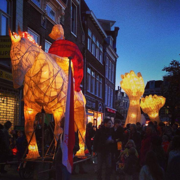 St. Martin's day, Utrecht