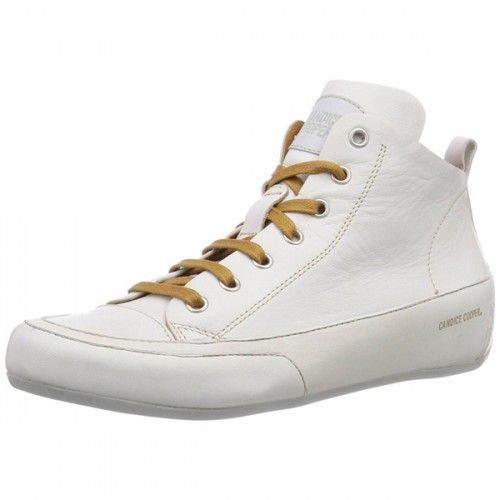 Billig Candice Cooper Shoes Unisex 34-45 Weib Braun Sneakers