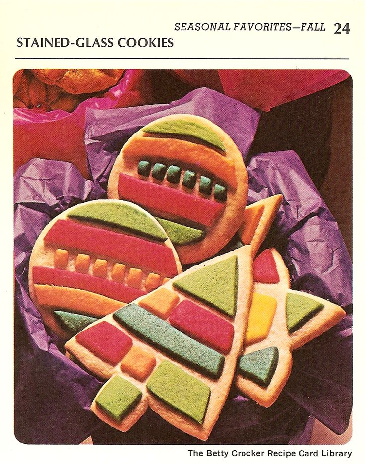 Like the look of these stained glass cookies but a little for Stained glass cookie recipe
