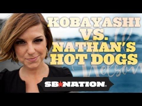 Kobayashi vs. Joey Chestnut: Hot Dog Eating Contest - Full Nelson