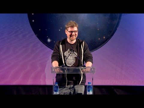 VRLA 2017 Keynote Address with Justin Roiland, Co-Creator of Rick and Morty - YouTube
