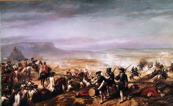 La Batalla del Puente de Calderón (17 de enero de 1811) fue una victoria militar de los realistas sobre las fuerzas insurgentes mexicanas durante la Guerra de Independencia de México, librada por l...