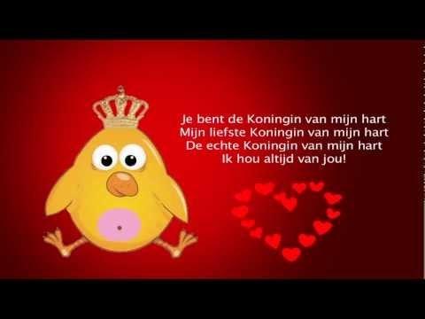 Het Oranje Kuikentje - Ik wil een Koning en ook een Koningin!