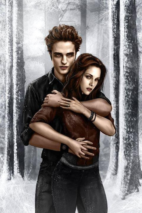 Edward And Bella And Renesmee Fan Art