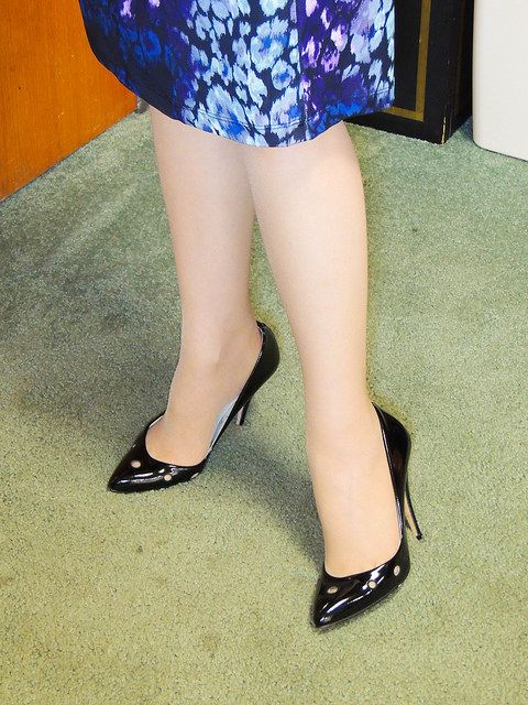 49512bb93f Classic Pumps black patent leather Lacy style.   Classic Pumps  Gallery--Verity Stilettos in 2019   Classic pumps, Black pumps, Shoes