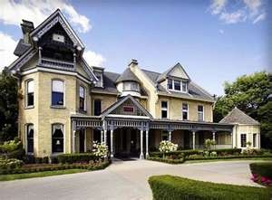 Idlewyld inn London Ontario Canada stayed here for our 13th wedding anniversary....beautiful!