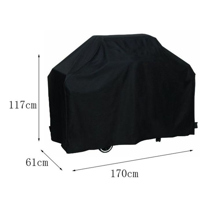 BBQ Grill Cover Waterproof BBQ Cover Dust Proof BBQ Grill Protector Large 170*60 #BBQGrillChina