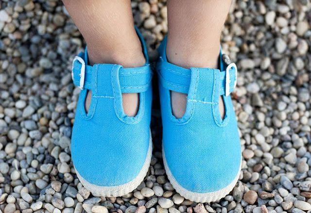 La agenda de mamá: Consejos para elegir calzado de verano para niños
