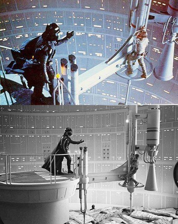Cómo se hizo 'Star Wars'  http://www.sensacine.com/peliculas/pelicula-25802/