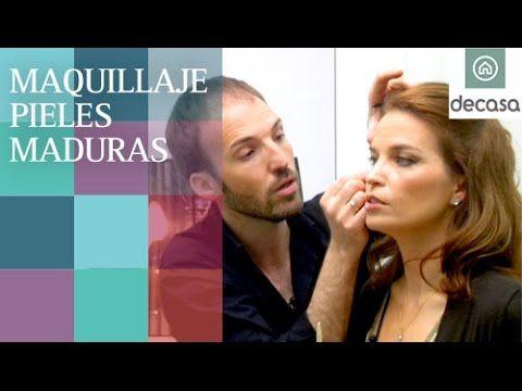 Aprende a maquillarte con colores llamativos.Curso maquillaje profesional online Claudia Betancur - YouTube