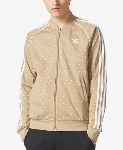 7c7c81fec9287 adidas Originals Men s Pharrell Williams Printed Track Jacket