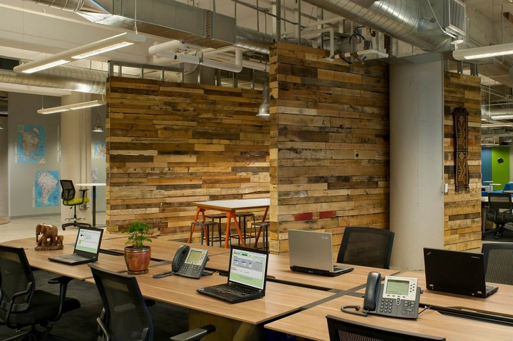 Reclaimed wood partition creative walls panels Salvaged wood san francisco