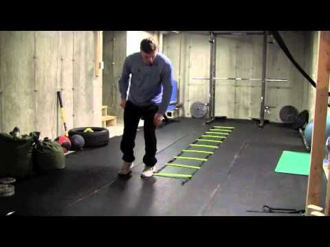 ▶ Top Agility Ladder Drills - Quickness Drills - Ladder Drills for basketball - YouTube